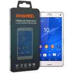 9H Tempered Glass Screen Protector for Sony Xperia Z3 Compact - Clear